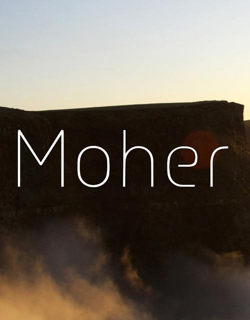 moher - st patrick